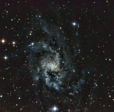 M33 Triangulum galaxy_1